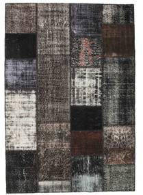 Patchwork Rug 156X230 Authentic  Modern Handknotted (Wool, Turkey)