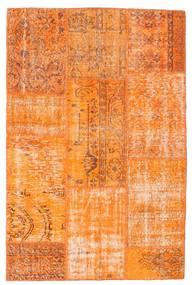 Patchwork Szőnyeg 121X184 Modern Csomózású Narancssárga (Gyapjú, Törökország)