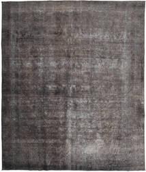 カラード ヴィンテージ 絨毯 260X313 モダン 手織り 茶/濃い茶色 大きな (ウール, ペルシャ/イラン)