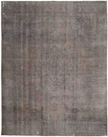 カラード ヴィンテージ 絨毯 289X372 モダン 手織り 濃いグレー/薄い灰色 大きな (ウール, ペルシャ/イラン)