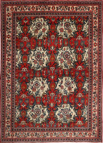 Bakhtiari Patina Rug 260X370 Authentic  Oriental Handknotted Dark Red/Brown Large (Wool, Persia/Iran)