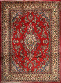 Hamadan Shahrbaf Rug 267X367 Authentic  Oriental Handknotted Dark Red/Dark Brown Large (Wool, Persia/Iran)