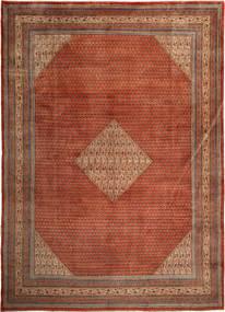 Sarough Mir Matto 306X430 Itämainen Käsinsolmittu Vaaleanruskea/Ruoste Isot (Villa, Persia/Iran)