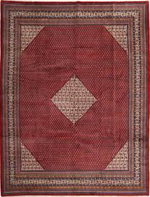 Sarouk Mir Rug 293X393 Authentic  Oriental Handknotted Dark Red/Black Large (Wool, Persia/Iran)