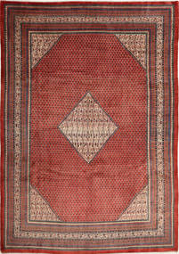 Sarouk Mir Rug 256X372 Authentic  Oriental Handknotted Brown/Dark Red Large (Wool, Persia/Iran)