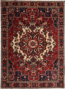 Bakhtiar Patina Matto 210X290 Itämainen Käsinsolmittu Tummanpunainen/Musta (Villa, Persia/Iran)