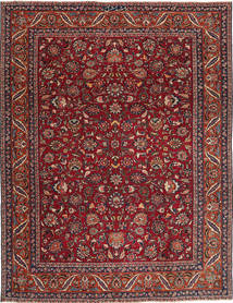 Mashad Patina Rug 240X325 Authentic  Oriental Handknotted Dark Red/Brown (Wool, Persia/Iran)