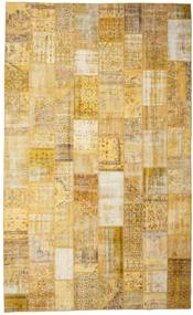 Patchwork Rug 303X497 Authentic  Modern Handknotted Light Brown/Dark Beige Large (Wool, Turkey)