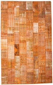 Patchwork Rug 305X500 Authentic  Modern Handknotted Orange/Brown Large (Wool, Turkey)