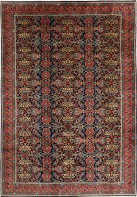 Sarough Sag 203X300 Autentični  Orijentalni Ručno Uzlan Tamnocrvena/Crna (Vuna, Perzija/Iran)