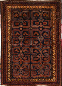 バルーチ 絨毯 AXVZB45