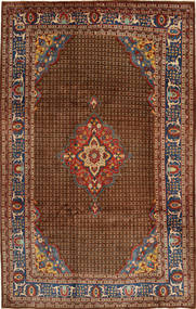 Koliai Rug 203X323 Authentic  Oriental Handknotted Dark Red/Brown (Wool, Persia/Iran)