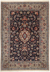Isfahan Seidenkette Teppich AXVZC1283