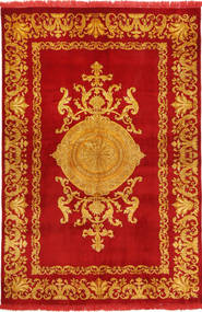 Kashmir pure silk carpet AXVZC99