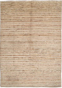 Barchi/Moroccan Berber Rug 199X290 Authentic  Modern Handknotted Light Brown (Wool, Afghanistan)