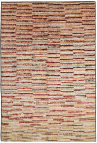 Barchi/Moroccan Berber Rug 189X291 Authentic  Modern Handknotted Light Brown/Brown (Wool, Afghanistan)