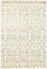 Damask Covor 210X309 Modern Lucrat Manual Bej/#missing(0,)# ( India