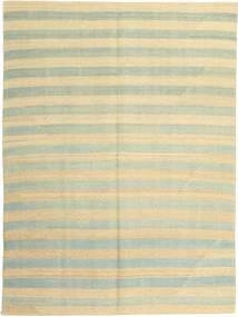 Kilim Nowoczesne Dywan 151X204 Nowoczesny Tkany Ręcznie Beżowy/Ciemnobeżowy (Wełna, Persja/Iran)