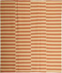 Kilim Modern Rug 227X268 Authentic  Modern Handwoven Light Brown/Dark Beige (Cotton, Persia/Iran)