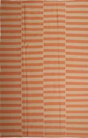Kelim Moderni Matto 230X365 Moderni Käsinkudottu Vaaleanruskea/Oranssi (Puuvilla, Persia/Iran)