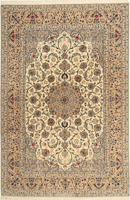 Isfahan silkerenning teppe AXVZC619