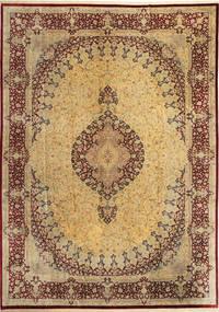 Qum silk Signed: Ahmadi carpet AXVZC464
