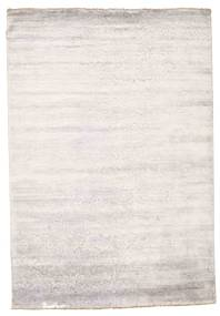 Damask Rug 171X250 Authentic  Modern Handknotted White/Creme/Beige ( India)