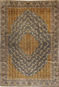 Ghom zijde tapijt AXVZC487