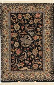 Isfahan zijden pool tapijt AXVZC622