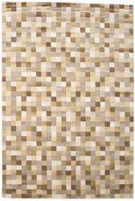 Himalaya Rug 221X329 Authentic  Modern Handknotted Beige/Light Brown ( India)