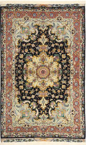 Tabriz 70 Raj selyemfonal Signet:Hajizadeh szőnyeg AXVZC1012