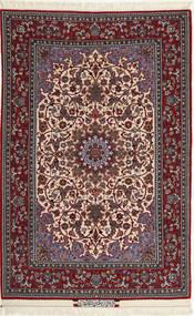 Isfahan silkerenning teppe AXVZC65