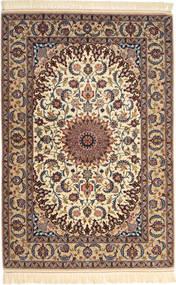 Isfahan silkerenning teppe AXVZC609