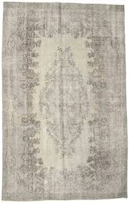 Colored Vintage Rug 175X280 Authentic  Modern Handknotted Light Grey/Dark Beige (Wool, Turkey)