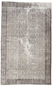Colored Vintage Rug 168X277 Authentic  Modern Handknotted Light Grey/Dark Grey (Wool, Turkey)