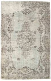 Colored Vintage Rug 167X266 Authentic  Modern Handknotted Light Grey/Light Brown (Wool, Turkey)