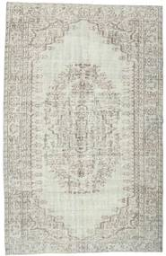 Colored Vintage Rug 166X260 Authentic  Modern Handknotted Light Grey/Beige (Wool, Turkey)