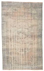Colored Vintage Rug 180X300 Authentic  Modern Handknotted Light Brown/Light Grey (Wool, Turkey)