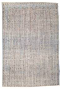 Colored Vintage Rug 178X260 Authentic  Modern Handknotted Light Grey (Wool, Turkey)