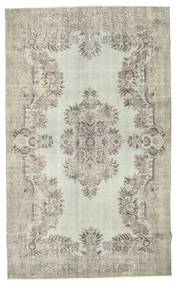 Colored Vintage Rug 167X276 Authentic  Modern Handknotted Light Grey/Dark Beige (Wool, Turkey)