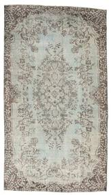 Colored Vintage Rug 148X267 Authentic  Modern Handknotted Light Grey/Dark Grey (Wool, Turkey)
