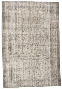 Colored Vintage Rug 178X266 Authentic  Modern Handknotted Light Grey/Light Brown (Wool, Turkey)