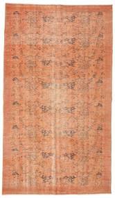 Colored Vintage Tappeto 162X282 Moderno Fatto A Mano Marrone Chiaro/Rosa Chiaro (Lana, Turchia)