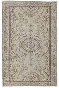 Colored Vintage Rug 173X260 Authentic  Modern Handknotted Light Brown/Light Grey (Wool, Turkey)