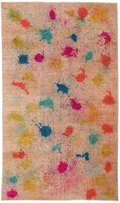 Colored Vintage Rug 170X286 Authentic  Modern Handknotted Light Brown (Wool, Turkey)