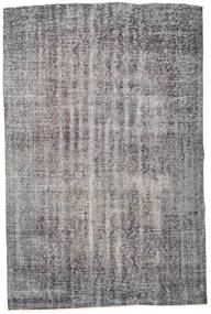 Colored Vintage Rug 180X272 Authentic  Modern Handknotted Light Grey/Dark Brown (Wool, Turkey)