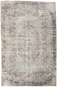 Colored Vintage Rug 189X290 Authentic  Modern Handknotted Light Grey (Wool, Turkey)
