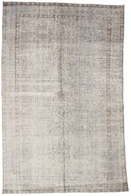 Colored Vintage Rug 182X282 Authentic  Modern Handknotted Light Grey/Dark Grey (Wool, Turkey)