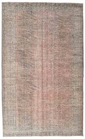 Colored Vintage Rug 175X289 Authentic  Modern Handknotted Light Grey/Light Pink (Wool, Turkey)