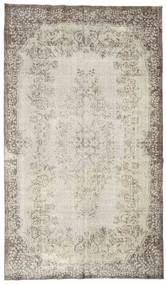 Colored Vintage Rug 173X298 Authentic  Modern Handknotted Light Grey/Light Brown (Wool, Turkey)